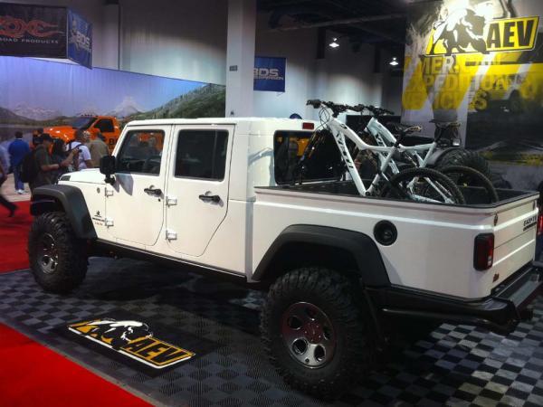 jeep pick up. Black Bedroom Furniture Sets. Home Design Ideas