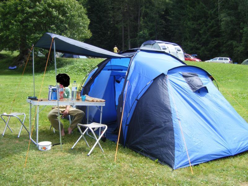 Sps team toile de tente 4 places for Tente de chambre