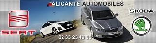 ALICANTE AUTOMOBILES - Partenaire officiel
