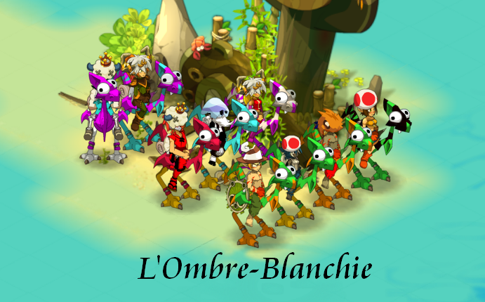 l'ombre-blanchie Index du Forum