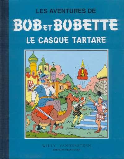 Les aventures de Bob et Bobette. Le casque tartare - Willy Vandersteen