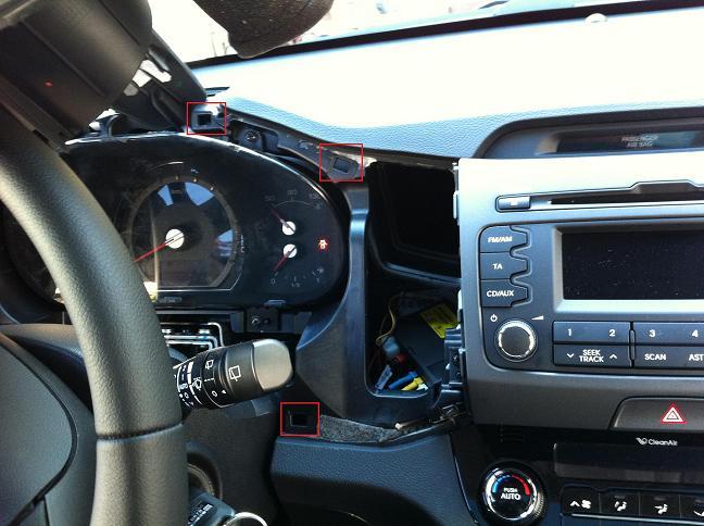 Des Kia Pioneer SportagetutoPose Avic Forum F930bt n0kOwP