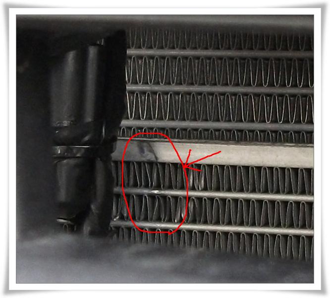 radiateur voiture perc appareils m nagers pour la maison. Black Bedroom Furniture Sets. Home Design Ideas