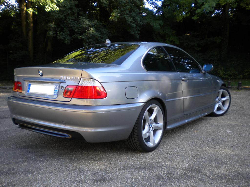 3-series e46 coupe