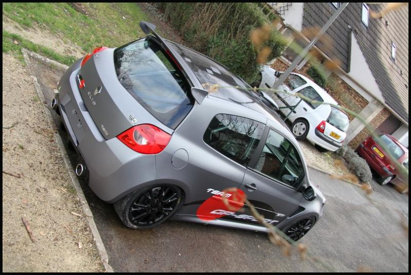 renault clio 3 rs cup tuning. Black Bedroom Furniture Sets. Home Design Ideas