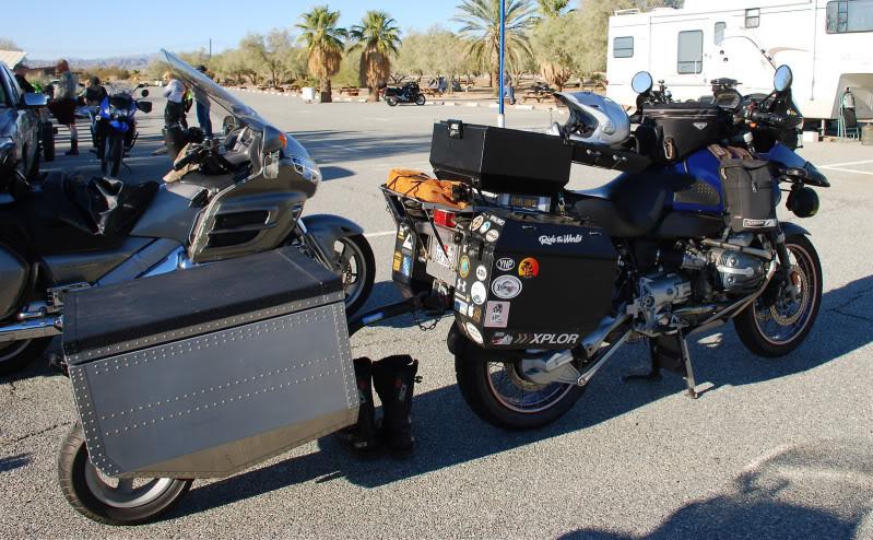 remorque moto 1200 gs