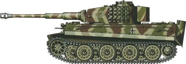 char type landcreuzer P 1000 Ratte jamais construit - Page 14 Tiger27-1--293b13d