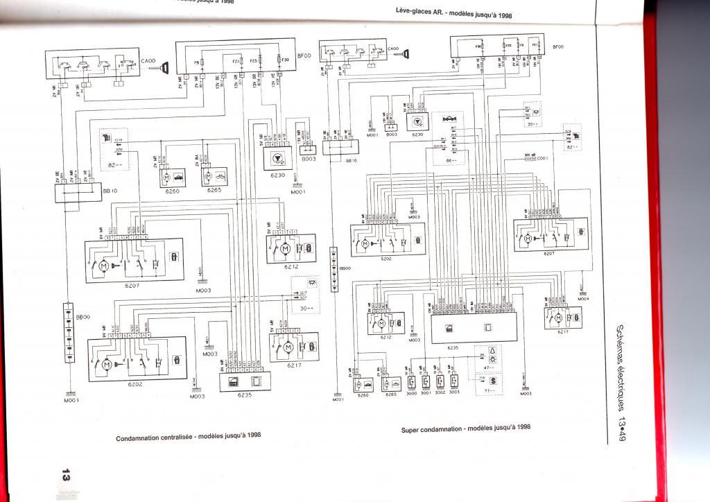 Schema Electrique 2cv6
