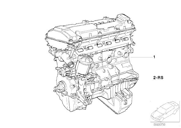 bmw m42 schema moteur