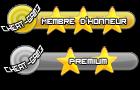 Membre d'honneur & Premium