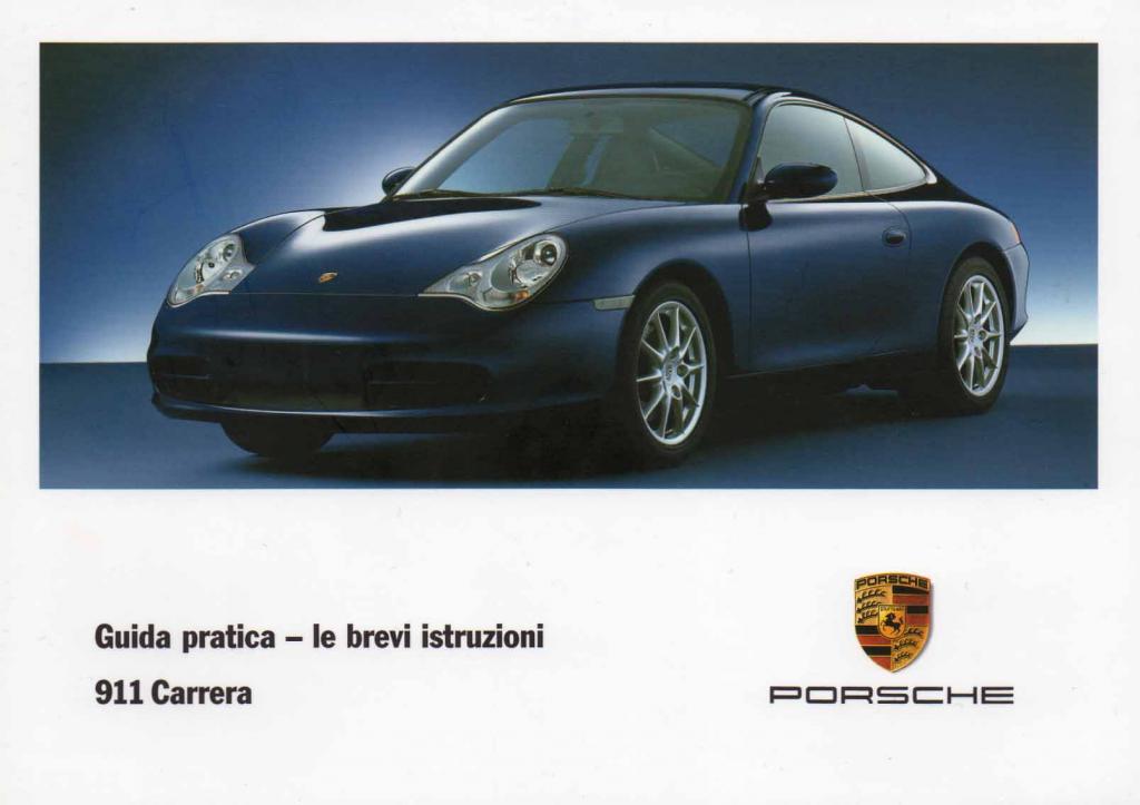 importer auto et sportive de luxe recherche guide pratique br ves instructions porsche 996. Black Bedroom Furniture Sets. Home Design Ideas