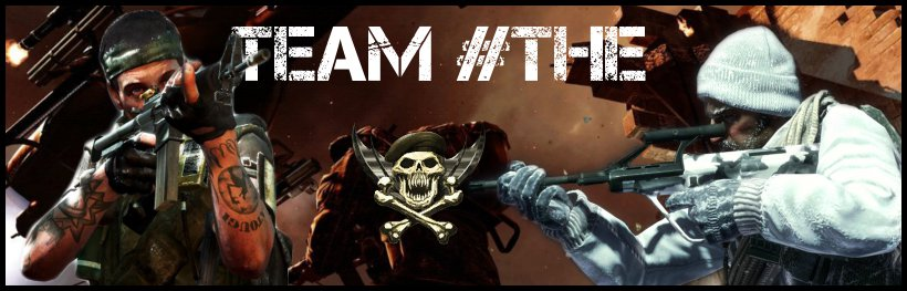 La Team [#The] recrute (BlackOps, PS3) Index du Forum