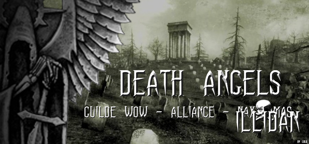 DEATH ANGELS Index du Forum
