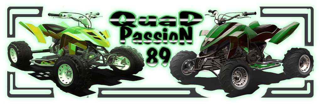 QUAD PASSION 89 Index du Forum