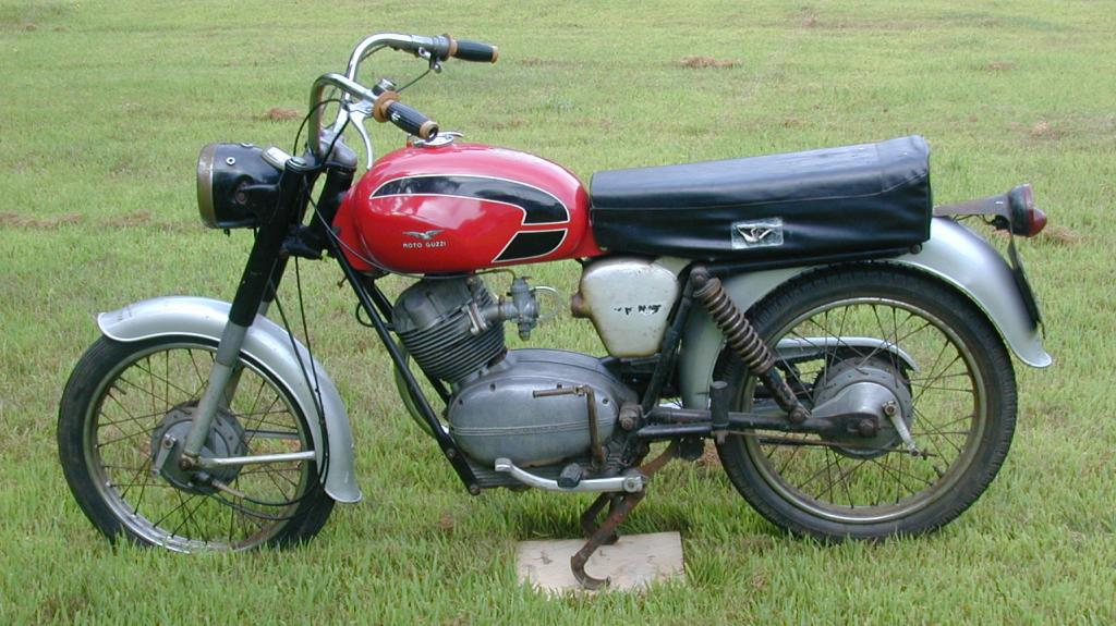 Suzuki VanVan-Club :: AMF Harley Davidson 125