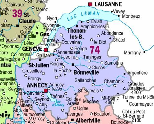 Ville Francaise Proche Du Vaud
