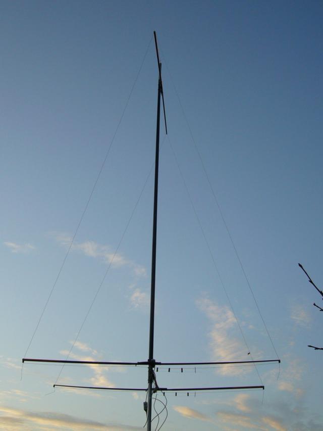 TECHNIQUE RADIO DX PARTAGE :: Antenne D9TC R9TC