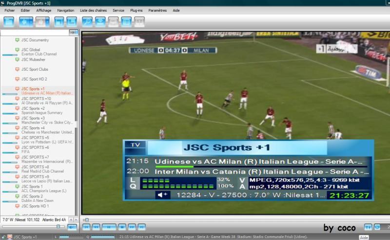 Jsc Sport Sur Pc