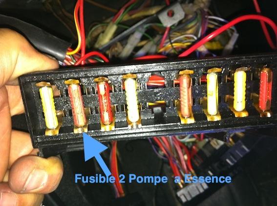 tuto 924 atmo turbo shunt relais pompe essence 924 rpe forum du club 924 944 968. Black Bedroom Furniture Sets. Home Design Ideas