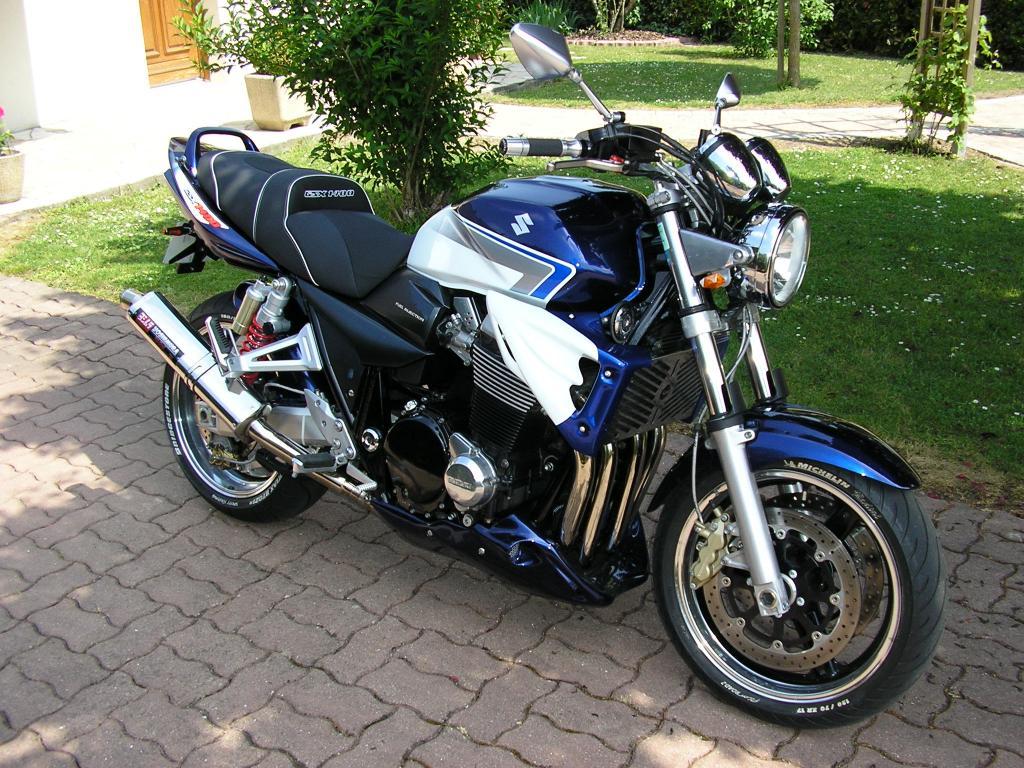tuning moto suzuki 1400 gsx