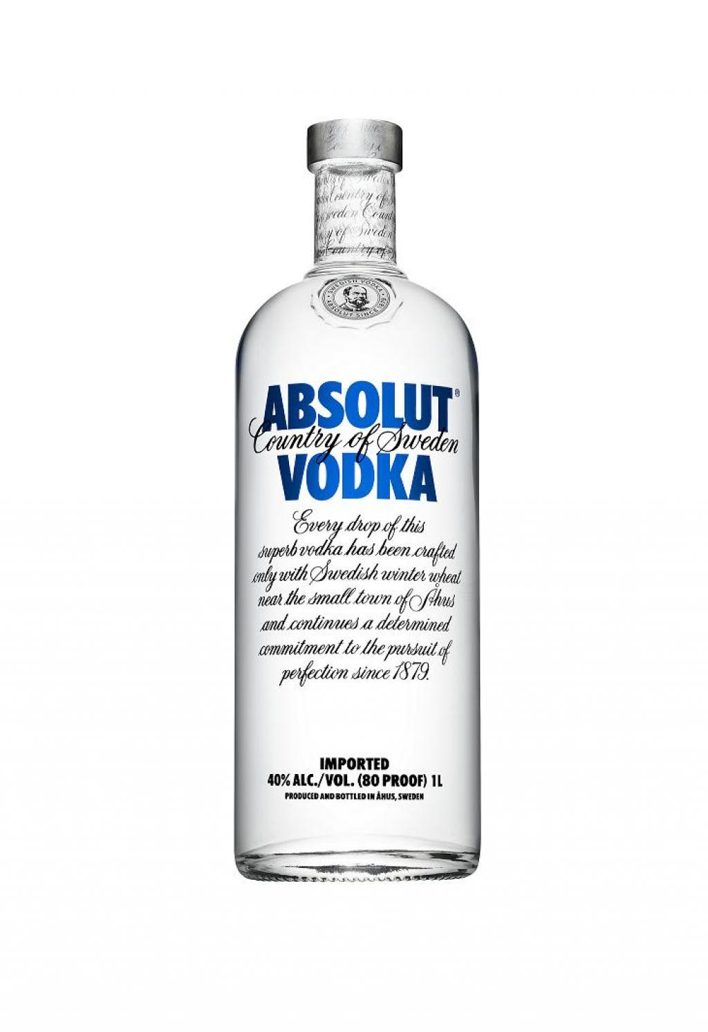 Absolut vodka Forum :: Absolut Blue Label | 1979 | Worldwide