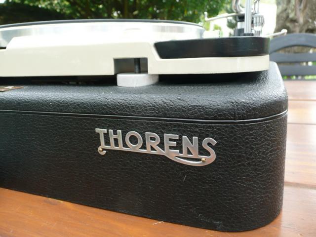 Thorens idler 124 ortofon for Porte cellule thorens tp 60