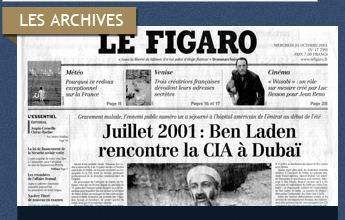 figaro ben laden rencontre cia