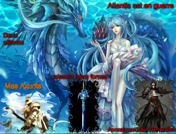 alliance mas axurits Index du Forum