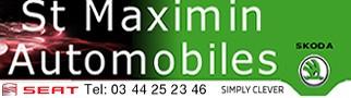 SAINT MAXIMIN AUTOMOBILES - Partenaire officiel