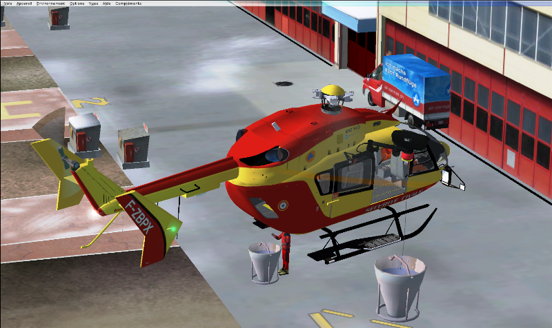 ec 145 securite civile fsx