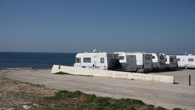 Aire De Camping Car Martigues