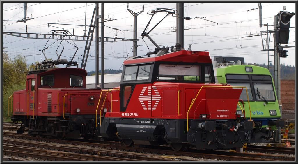 Spot du jour ferroviaire. Nouvelles photos postées le 28 Novembre 2016 Ee-922-014-cff_07-33fa16c
