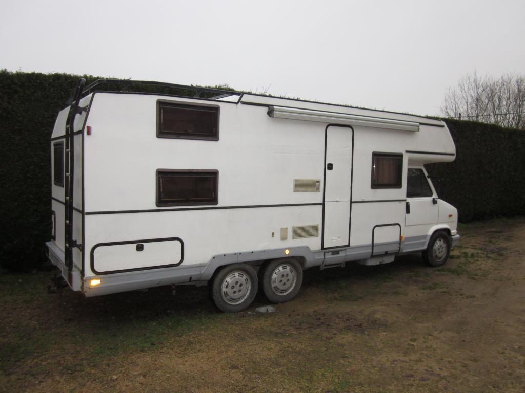 J  Td Camping Car