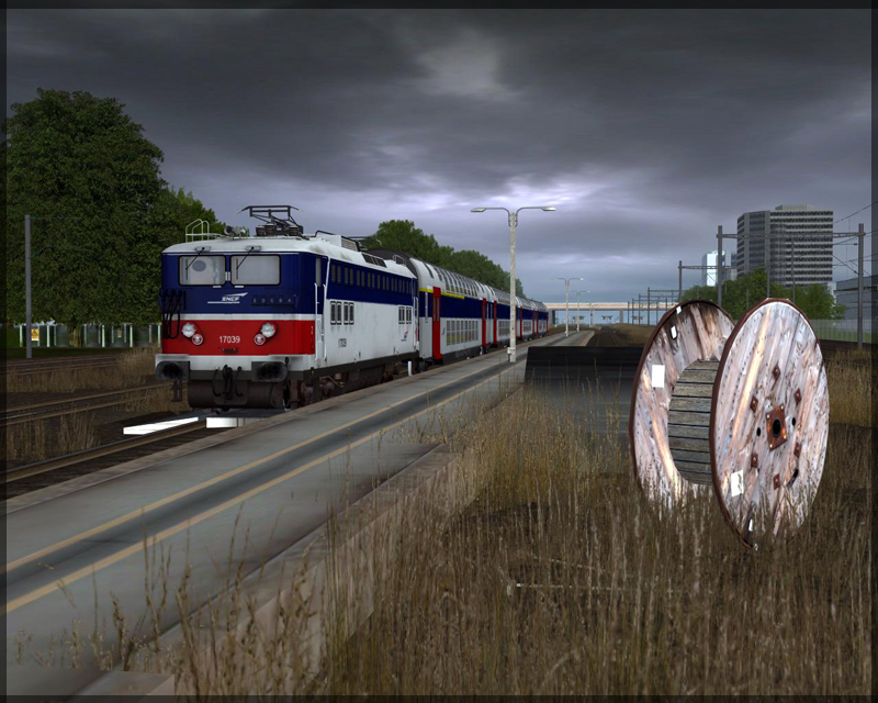 Trainz compagnie ligne n transilien rer c ter - Transilien prochain train ...