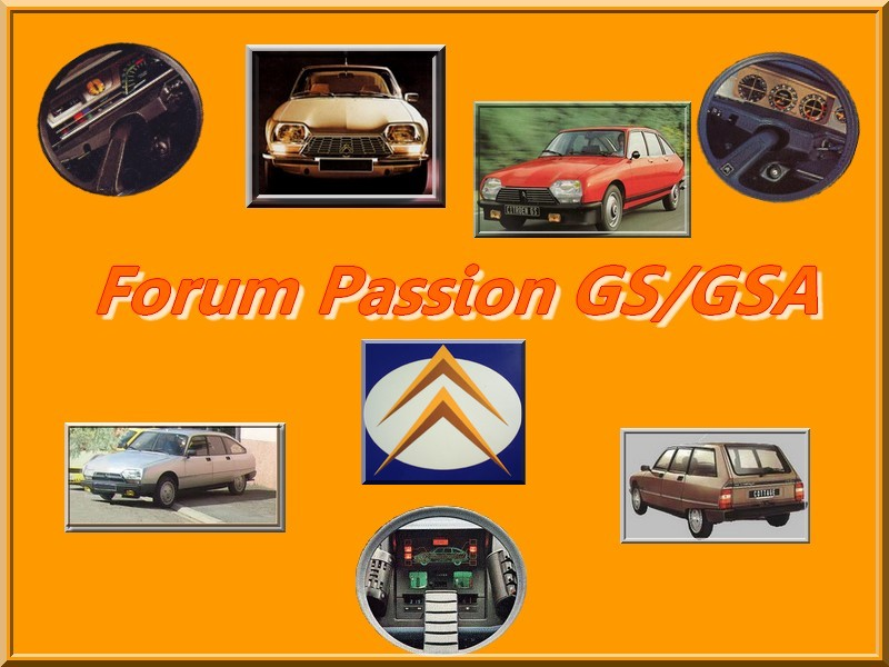 Passion GS/GSA Forum Index