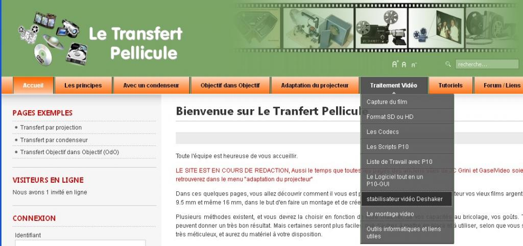 virtualdub 1.9.9 en français