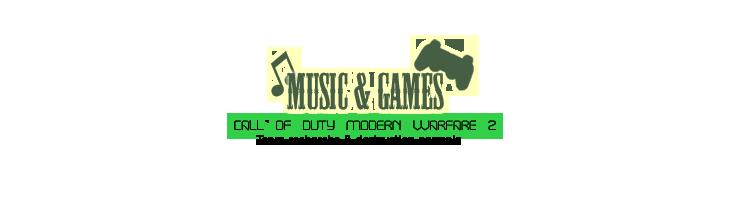 ~Music & Games~ Forum Index