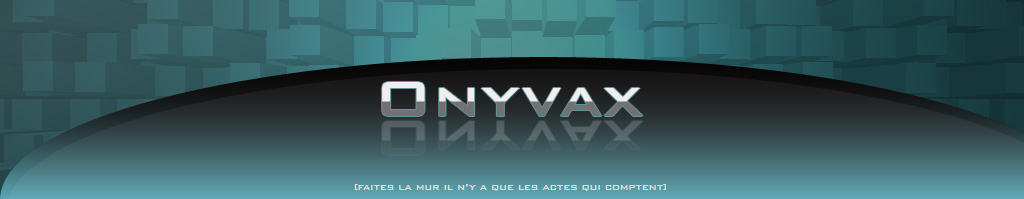 OnyvaX Index du Forum