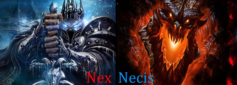 nex necix Index du Forum