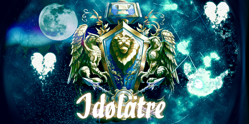 Idolatre THE guilde Index du Forum