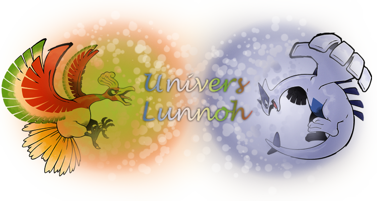 Univers Lunnoh Index du Forum