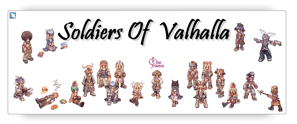 Soldiers~Of~Valhalla Index du Forum