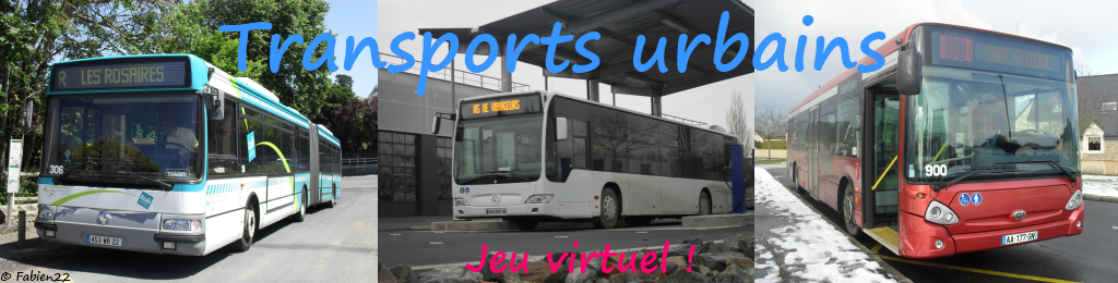 Transports urbains Index du Forum
