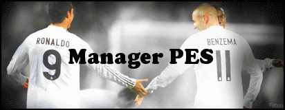 manager pes Index du Forum