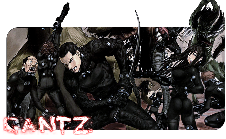 Gantz Index du Forum