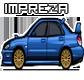 Subaru Impreza GDB F/G