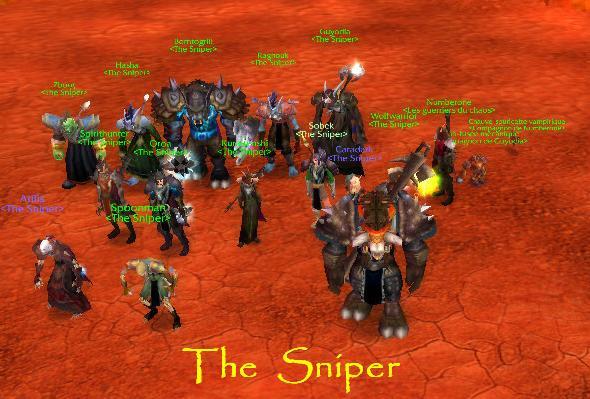 The Sniper Index du Forum