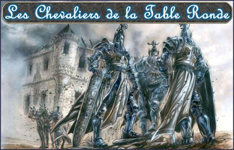 Chevaliers de la table ronde - Les 12 principaux chevaliers de la table ronde ...