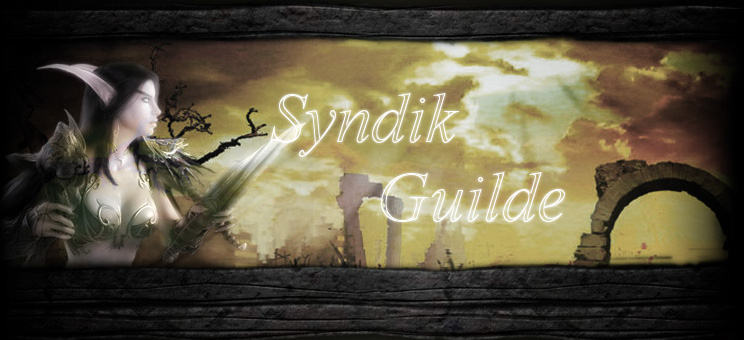 syndik-guilde Index du Forum