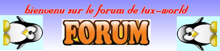 forum de tux-life webidev Forum Index